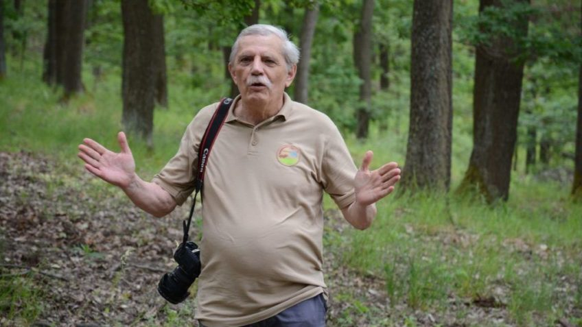 Life4Oak Forests – for raising the biodiversity of Natura 2000 oak forests – Interview with József Fidlócky, Project Manager